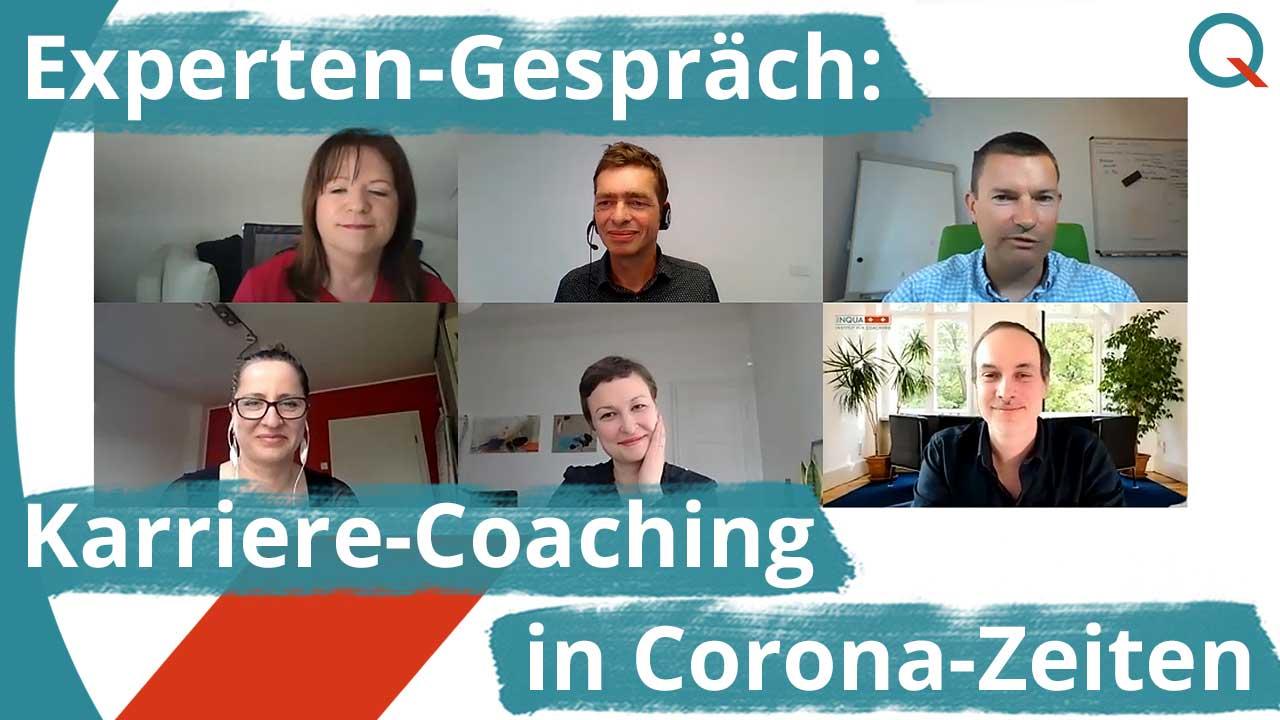 Experten-Gespräch: Karriere-Coaching in Corona-Zeiten