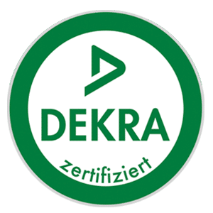 Logo des Dekra Instituts