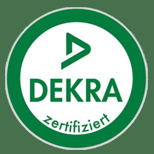 Logo des Dekra Instituts