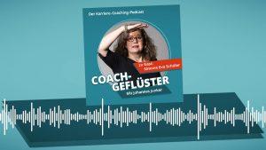 Podcast-Cover COACHGEFLÜSTER – Folge 6 mit Simone Eva Schüler